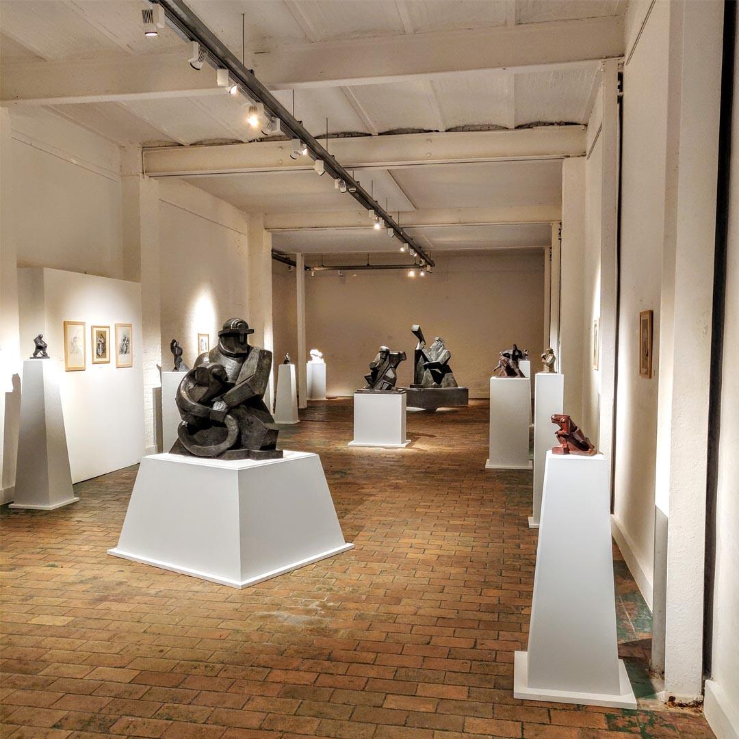 Exhibition Monumentality