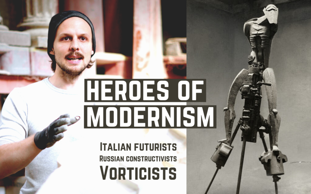 Why Modernism was aesthetically superior to Postmodernism